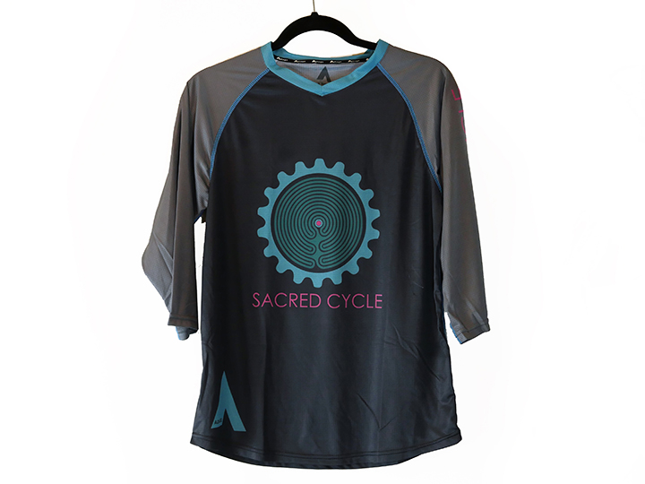 Sacred Cycle Enduro Jersey