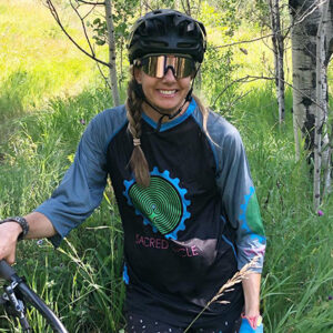 Sacred Cycle 2019 Enduro Jersey front