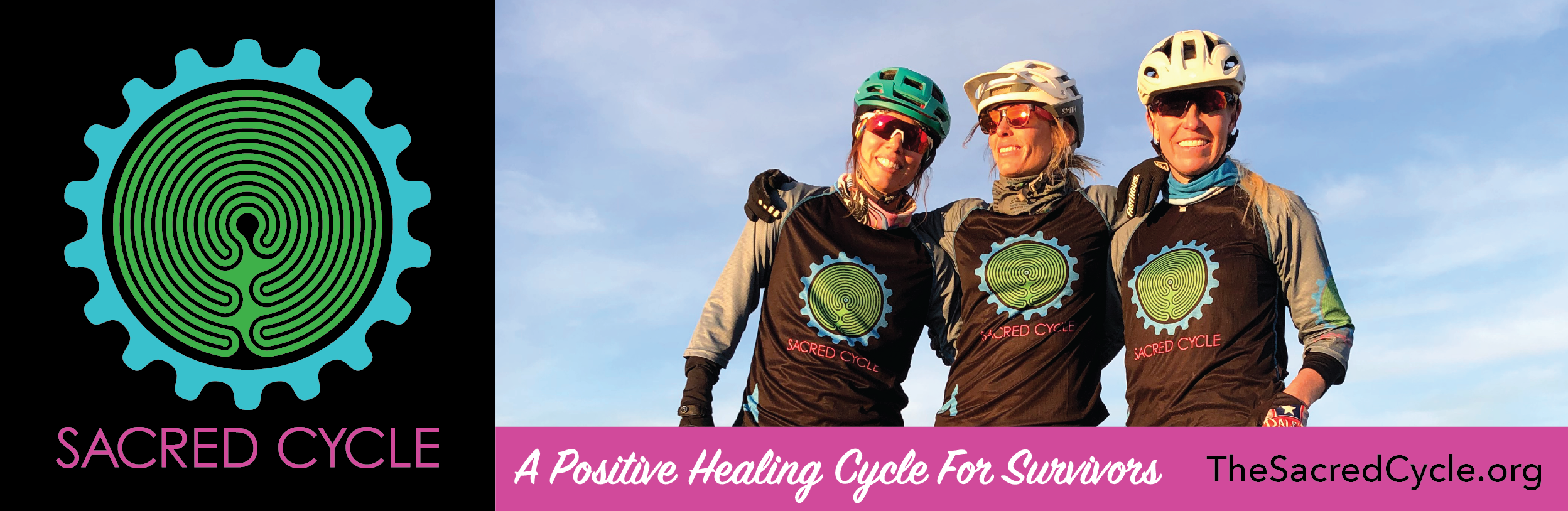 Sacred Cycle Pedal Report Header