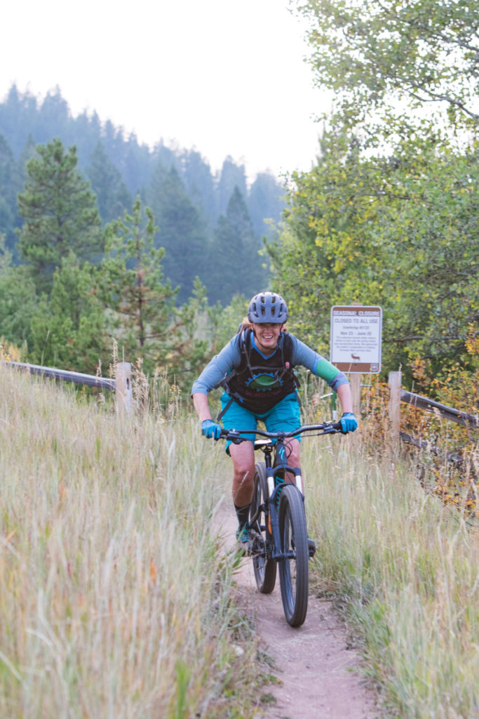 Community Ride - Eagle County - EverKrisp - 09/16/20 - by Pam Peterson