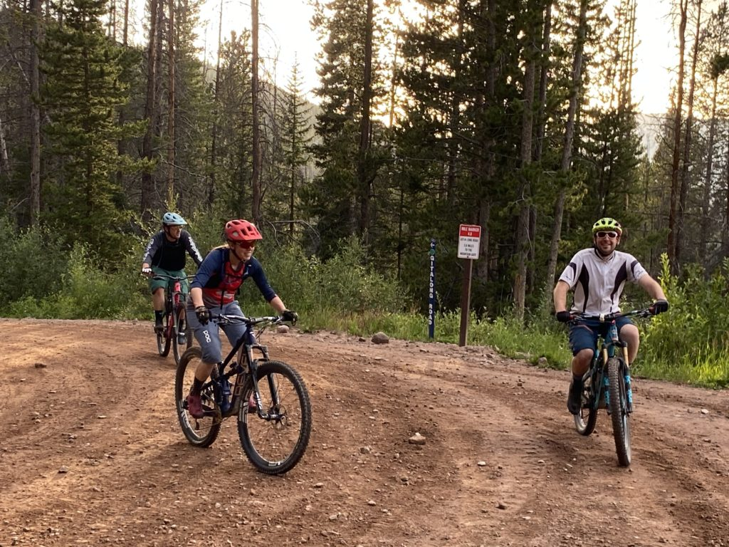 Community Ride - Eagle County - Freds Lunch - 07/29/20