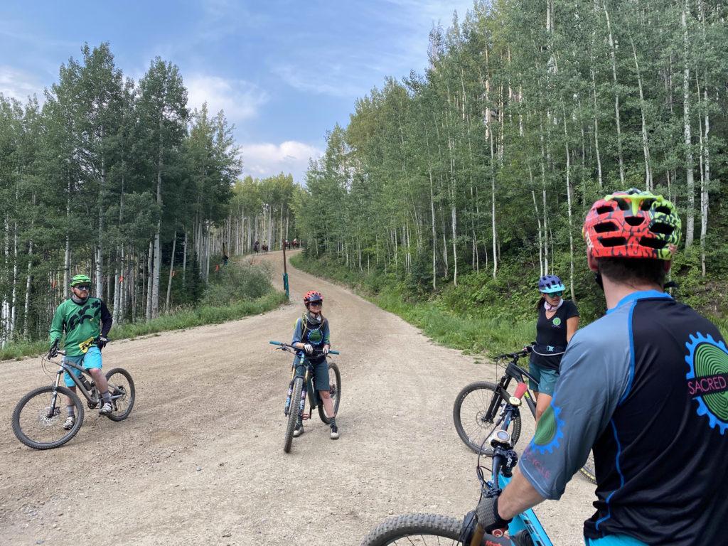 Community Ride - Eagle County - Allies Way Aspen Glade - 08/05/20