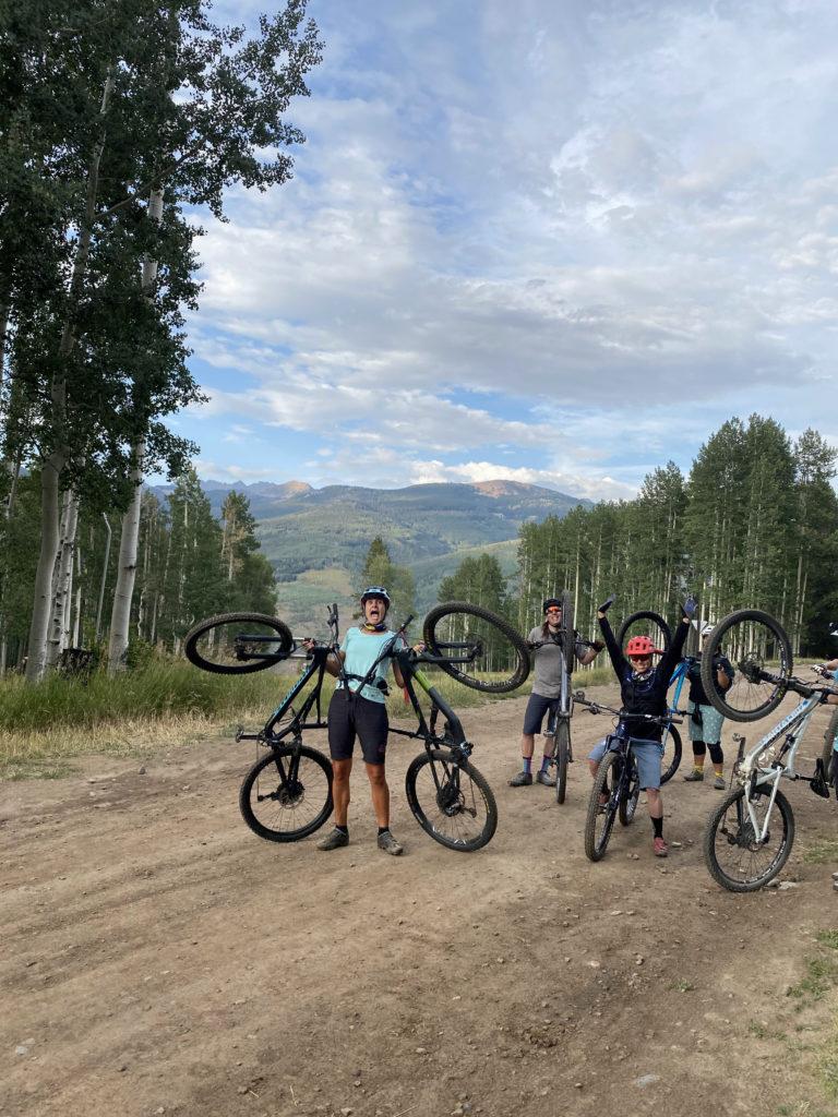 Community Ride - Eagle County Lower Mamba Hanks - 08/26/20