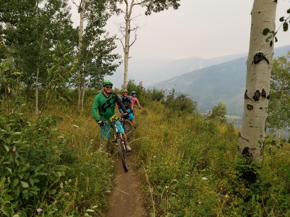 Community Ride - Eagle County - North Trail 08/17/20