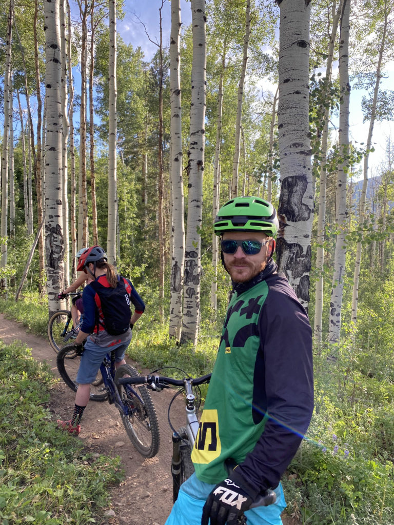 Sacred Cycle 2020-07 Community Ride Vail Mtn2