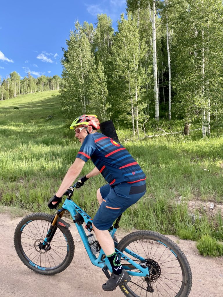 Community Ride - Eagle County - Hanks Hideaway 07/15/20