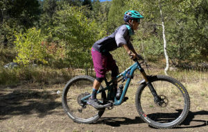 Coaching Mountain Bike Skills