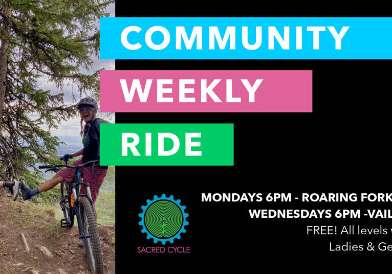 Sacred Cycle Community Rides
