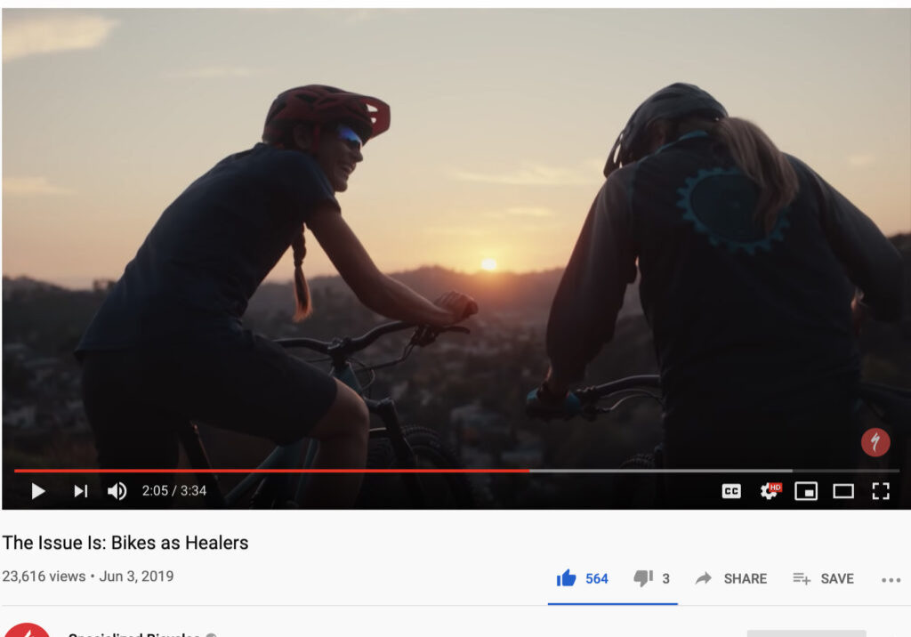 Sacred Cycle - 2019 Specialized - Bikes As Healers